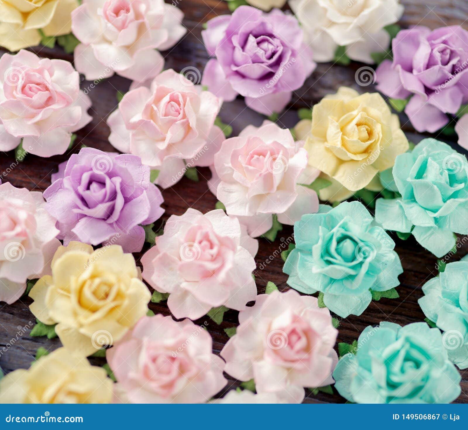 Λουλούδια εγγράφου