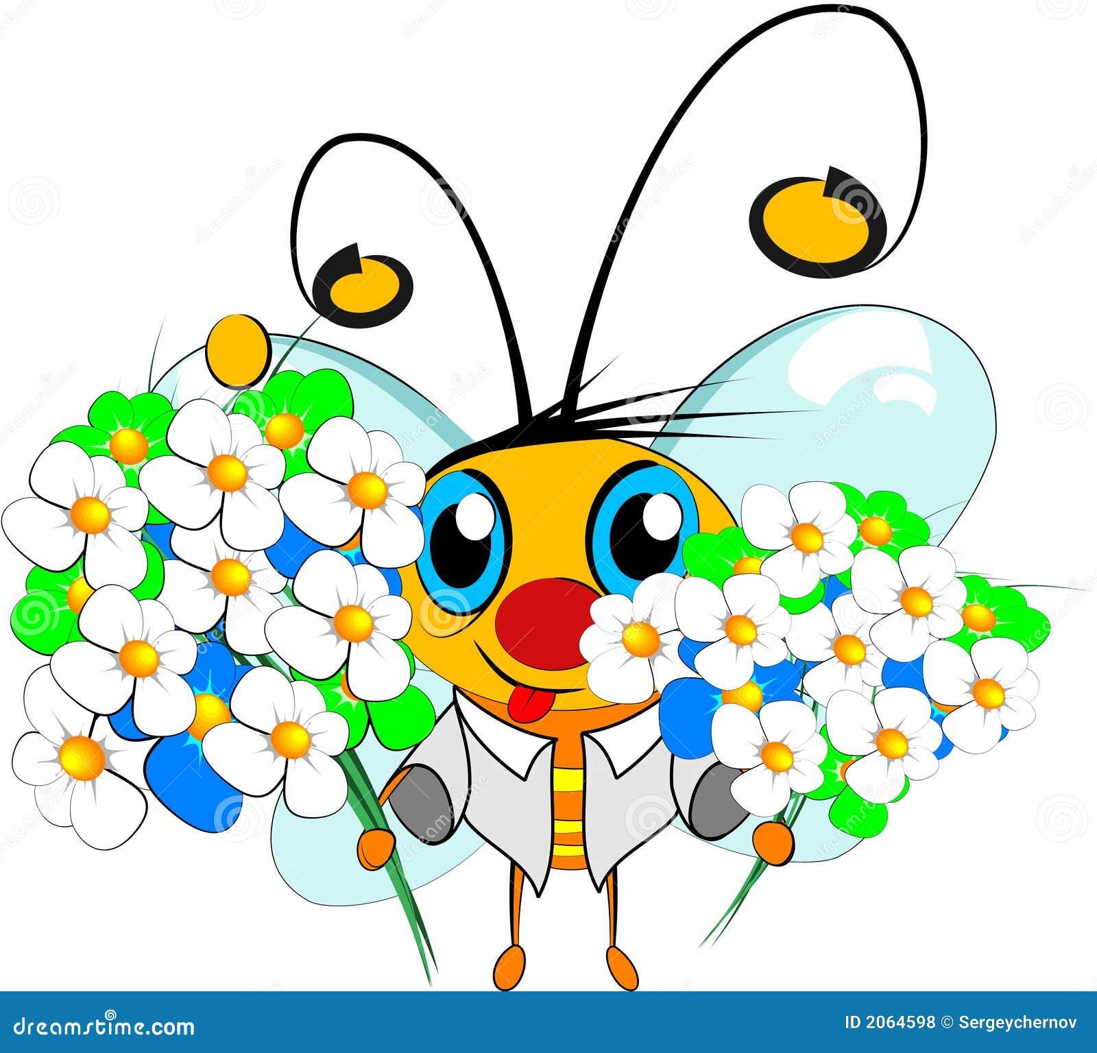 λουλούδια μελισσών