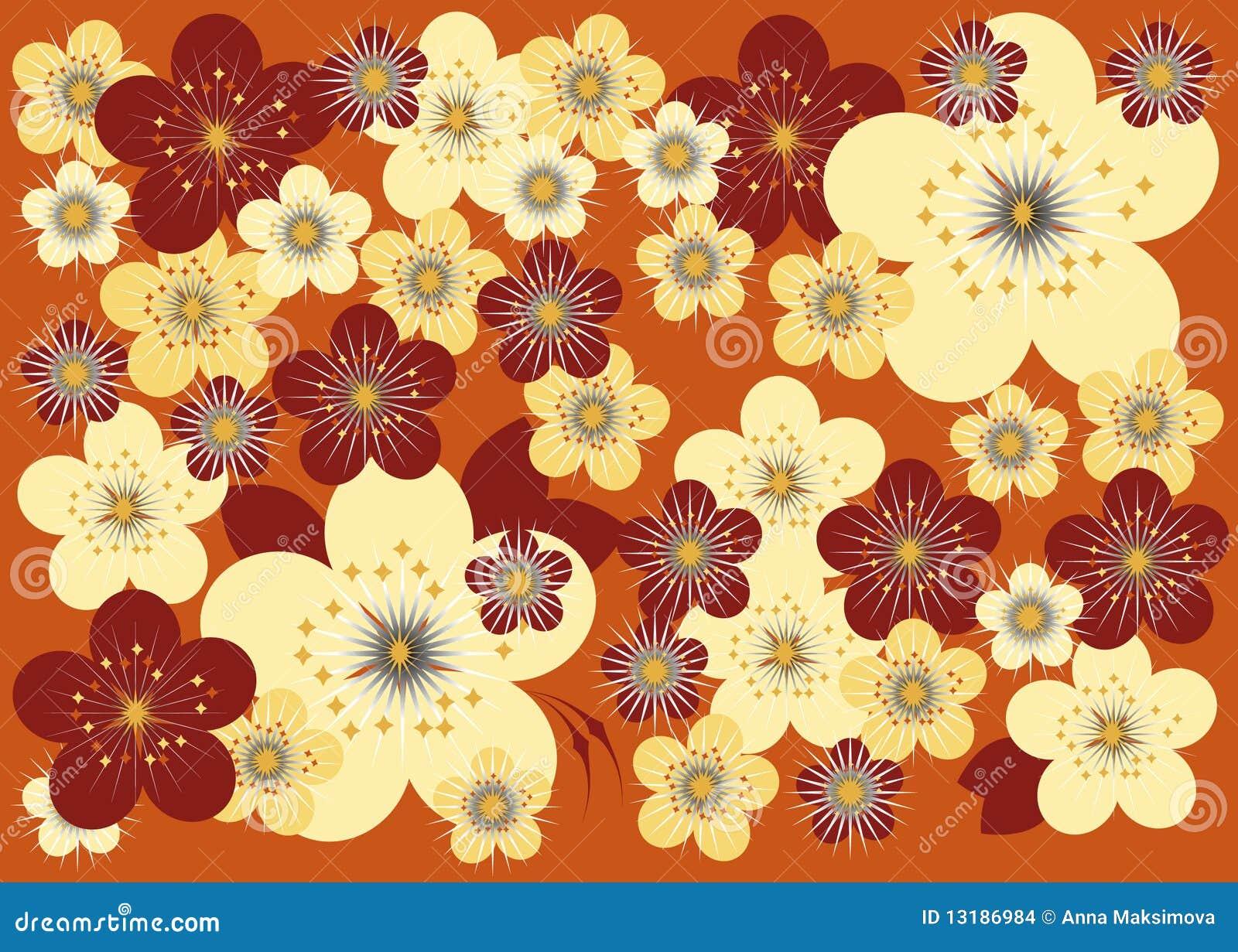 λουλούδι ανασκόπησης