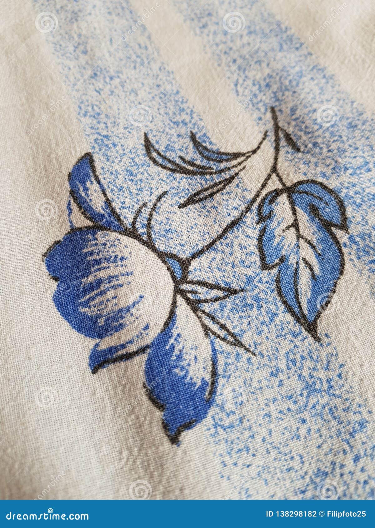 Λουλούδι στο duvet