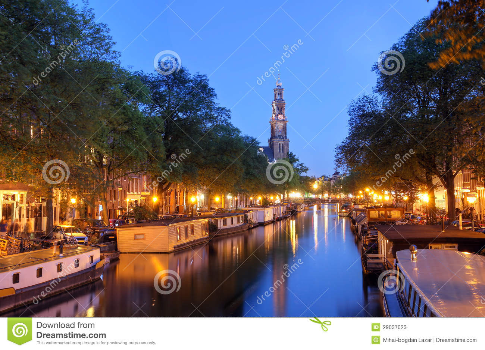 Λυκόφως του Άμστερνταμ