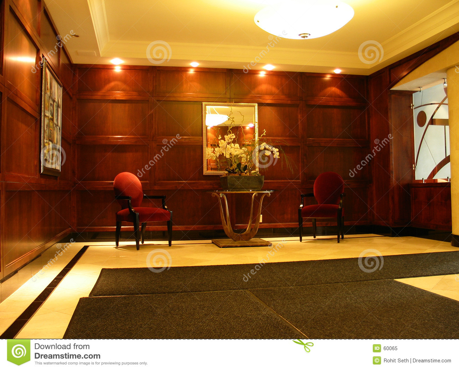 λόμπι ξενοδοχείων