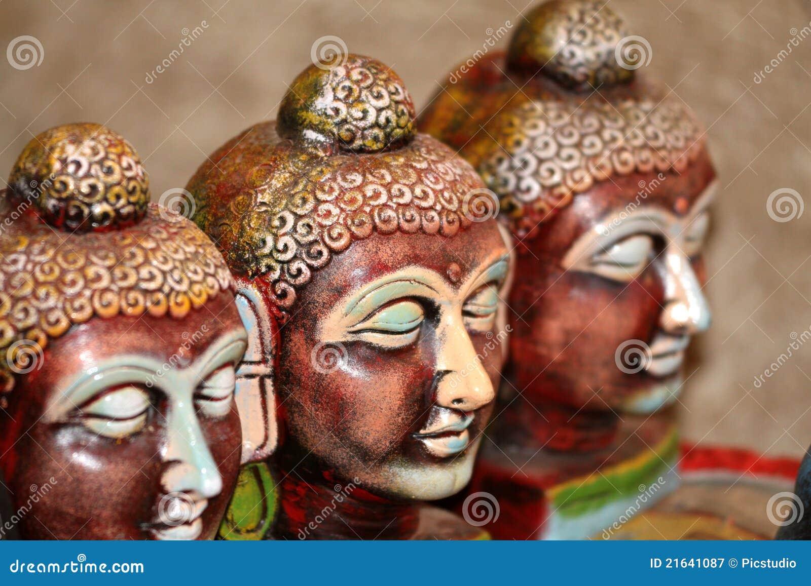 Λόρδος προσώπων του Βούδ&a