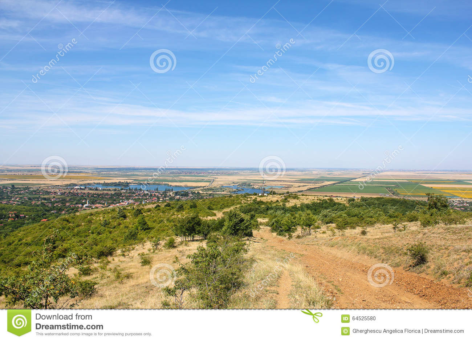 Λόφοι Ghioroc - Arad Ρουμανία