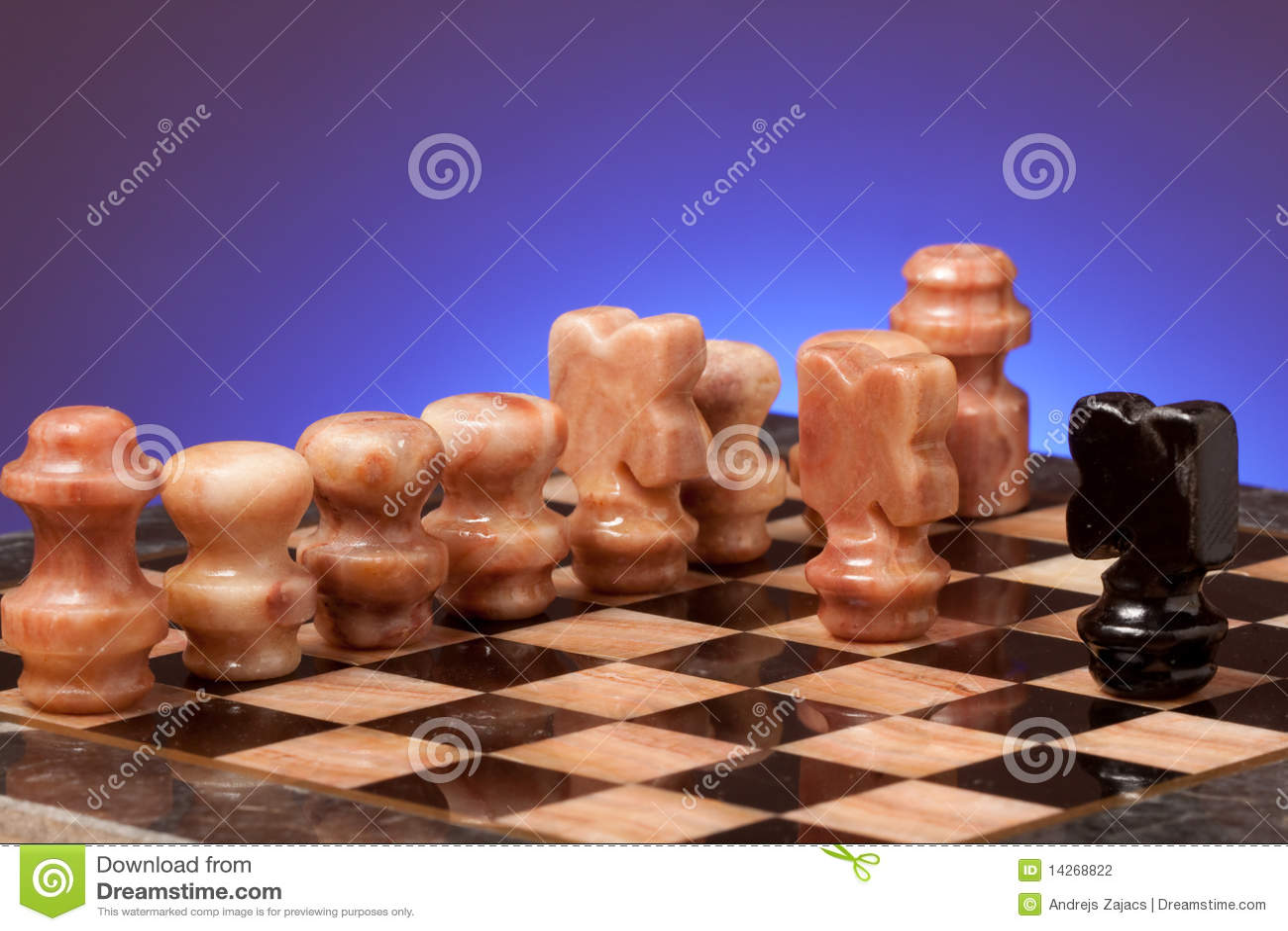 μάρμαρο σκακιού