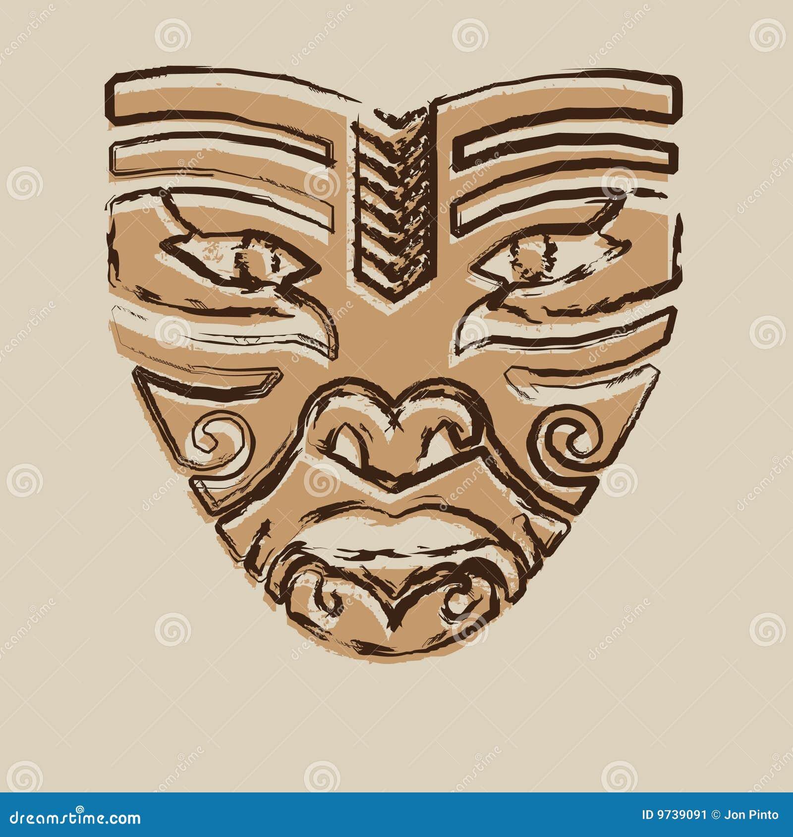 μάσκα φυλετική
