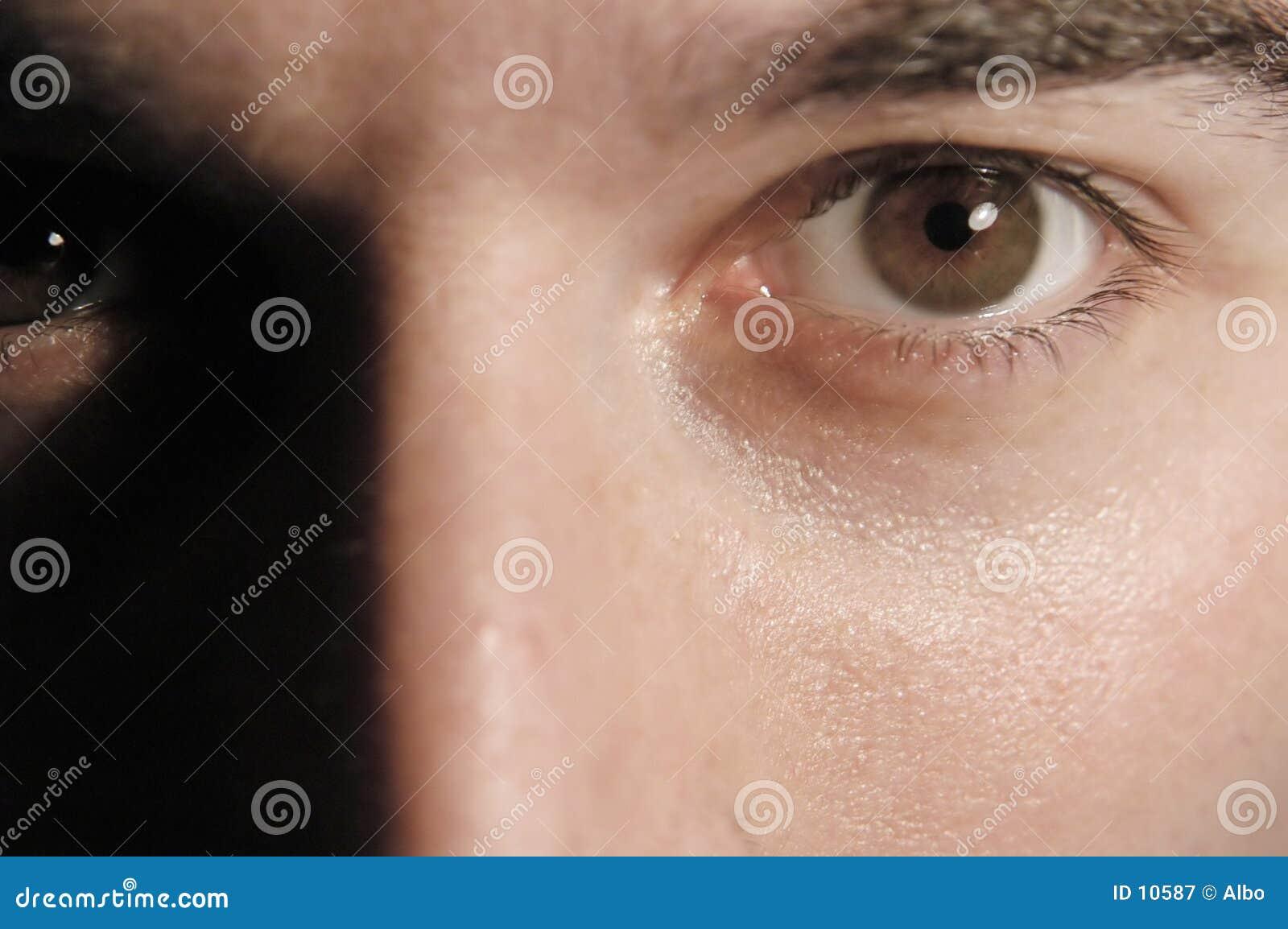 μάτια που χαλαρώνουν