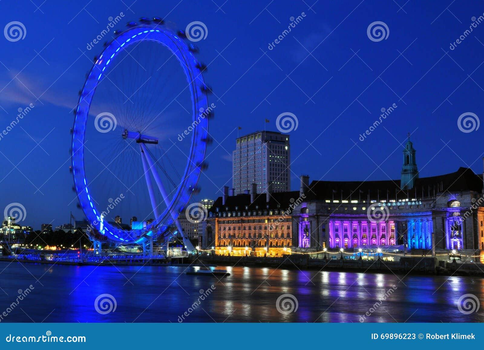 μάτι Λονδίνο