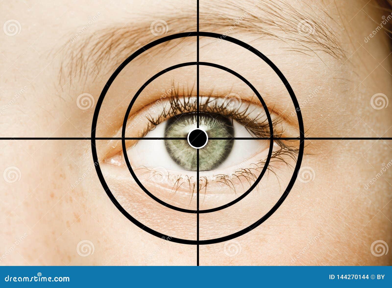 Μάτι σε Crosshair