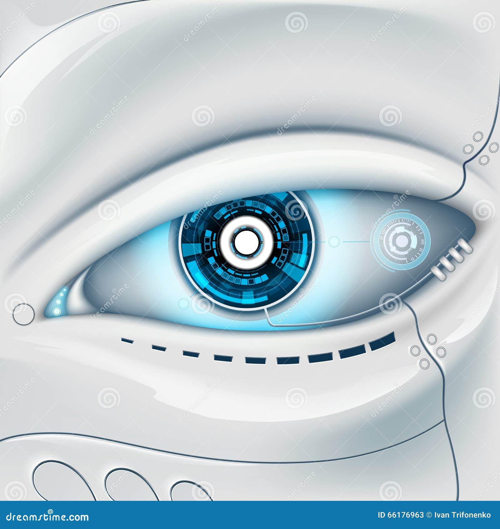 Μάτι του ρομπότ