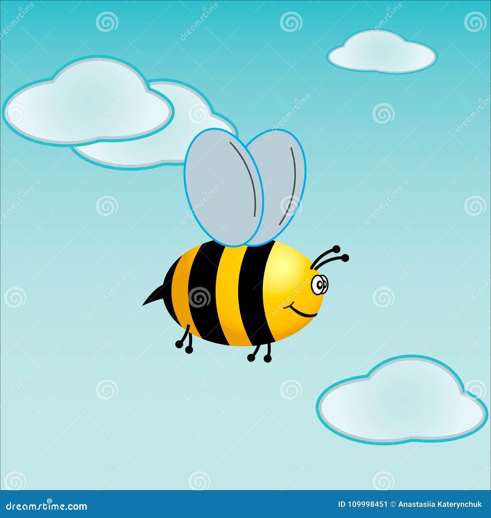 μέλισσα λίγος ουρανός