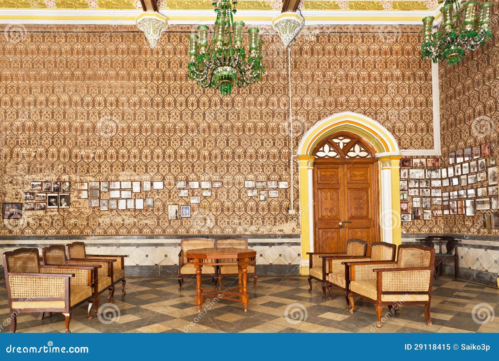 Μέσα στο παλάτι της Βαγκαλόρη