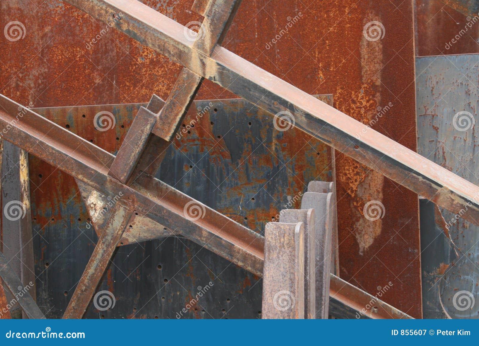 μέταλλο που οξυδώνεται