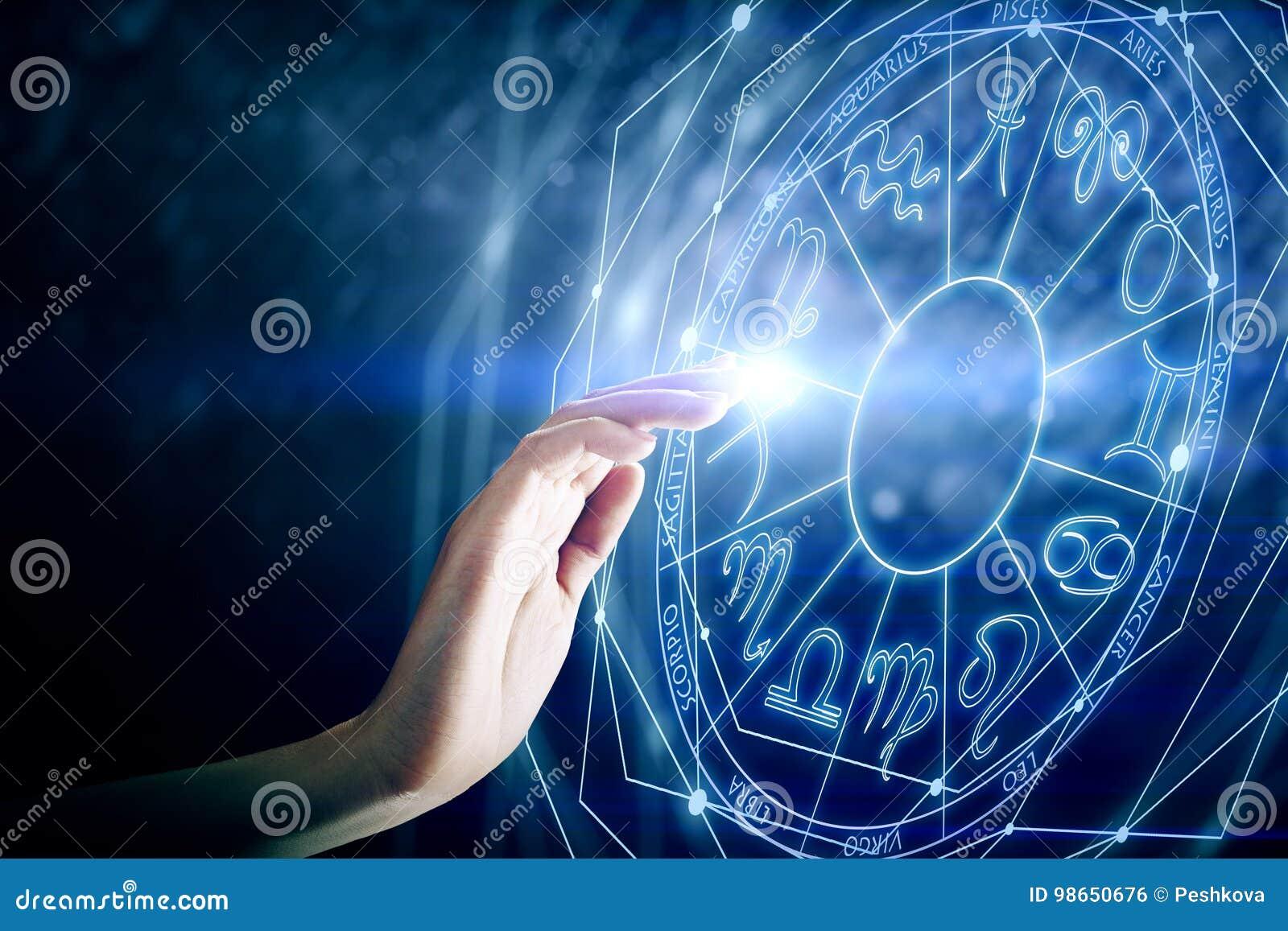 Μέλλον και aries έννοια