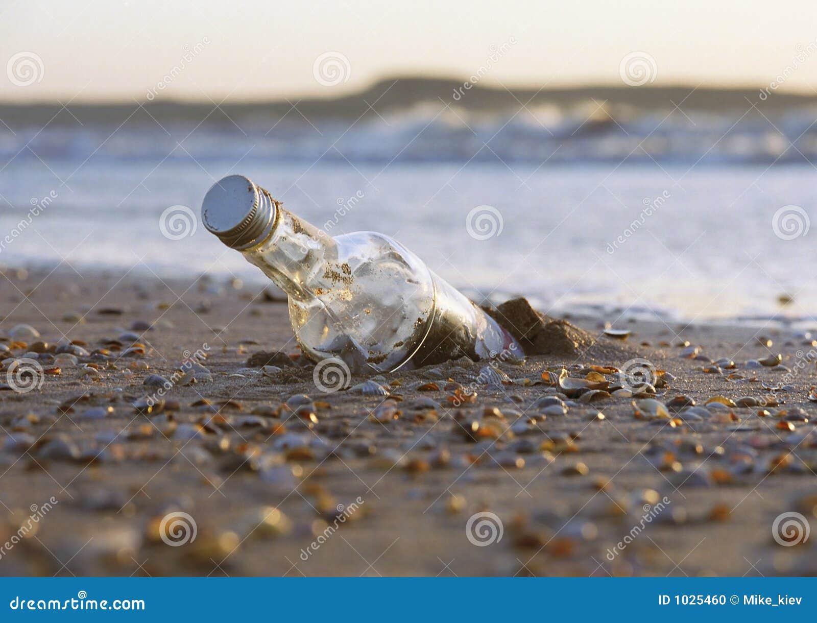 μήνυμα μπουκαλιών