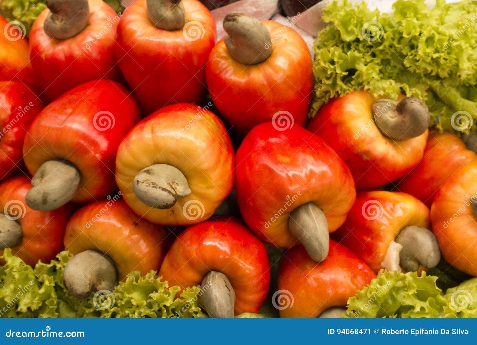 Μήλο των δυτικών ανακαρδίων