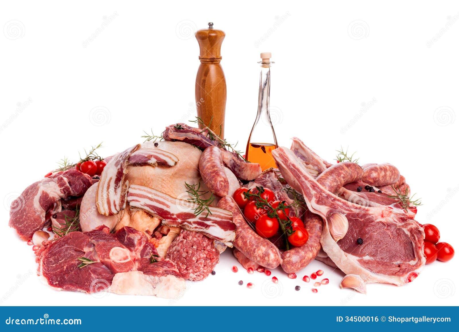 Μίγμα κρέατος