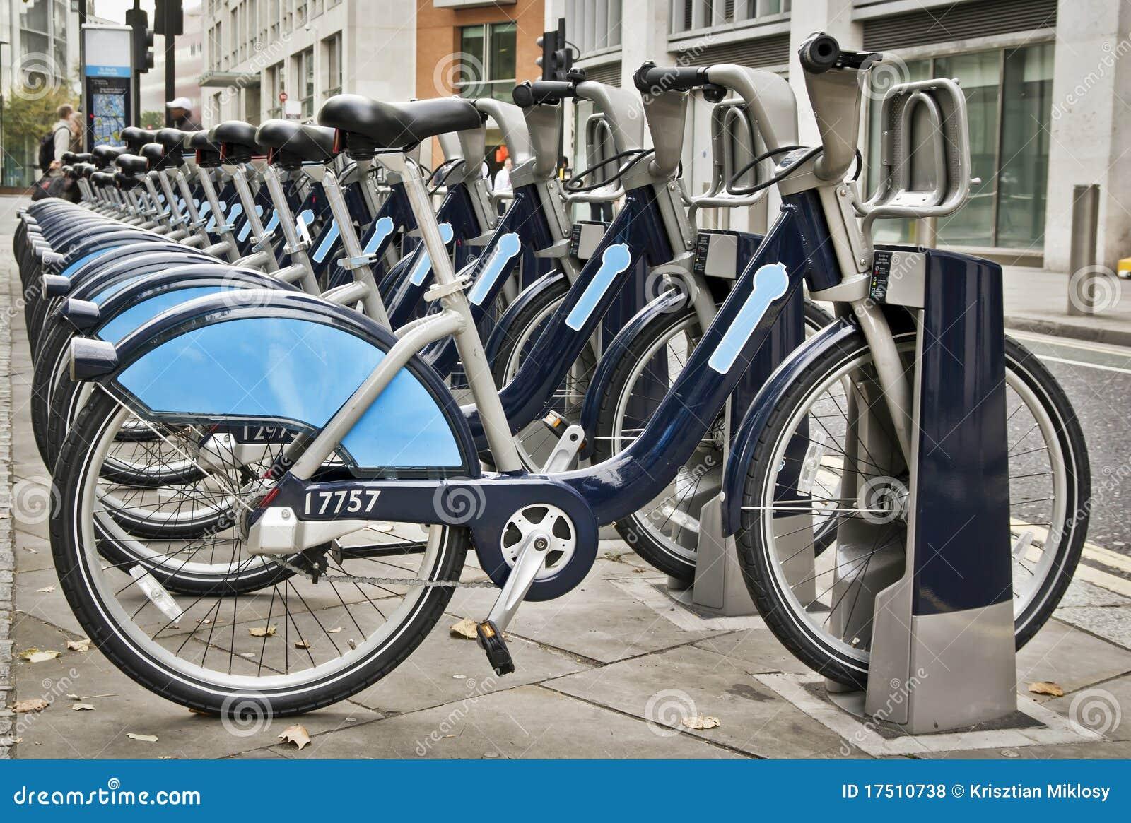 μίσθωμα ποδηλάτων