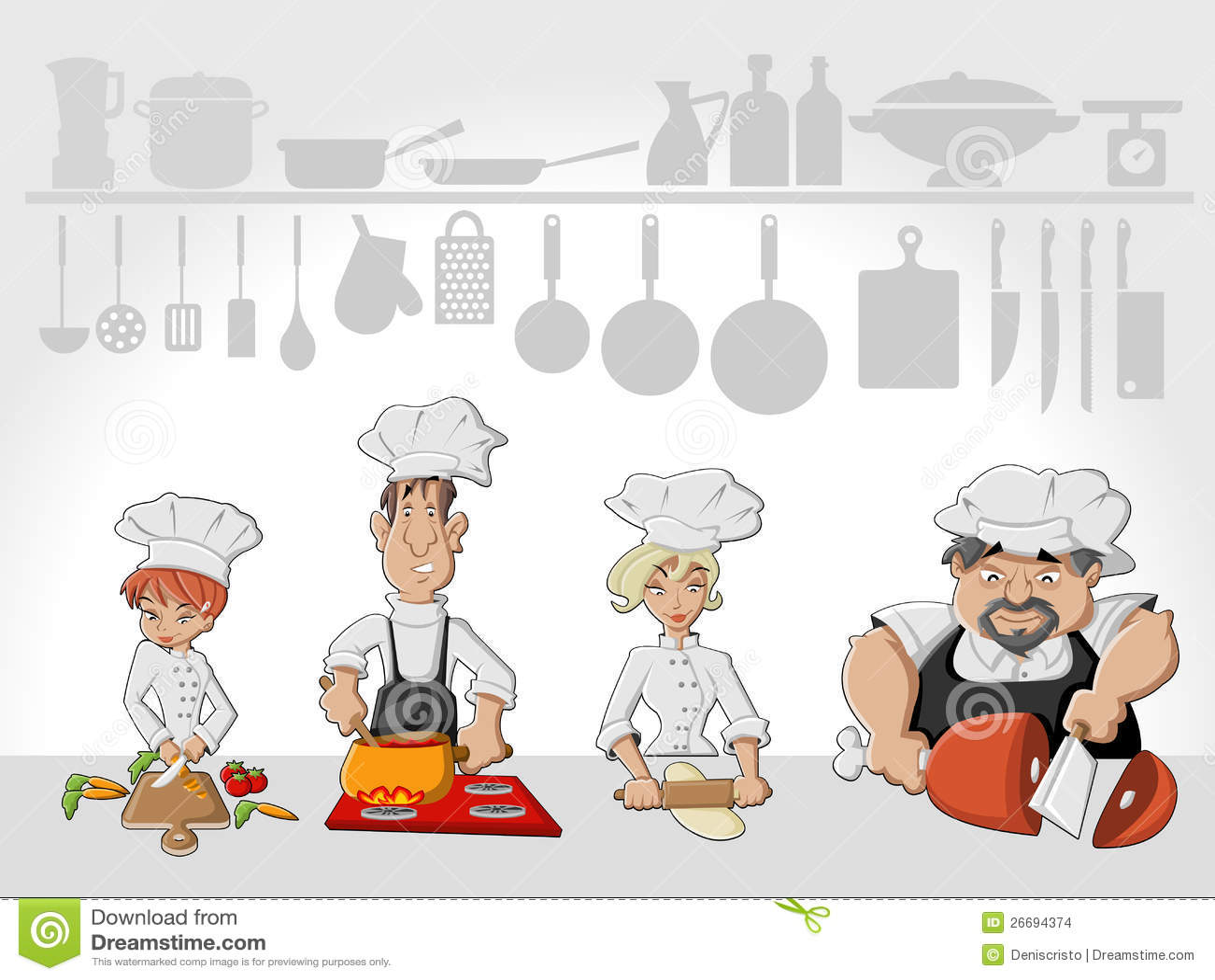 Μαγείρεμα ομάδων αρχιμαγείρων