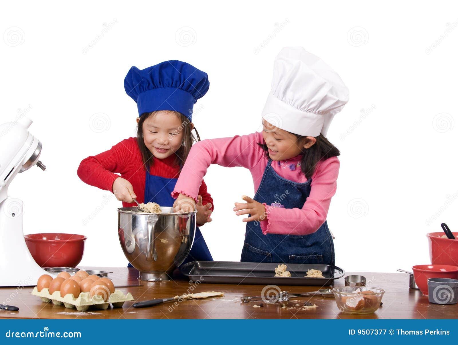 μαγείρεμα παιδιών