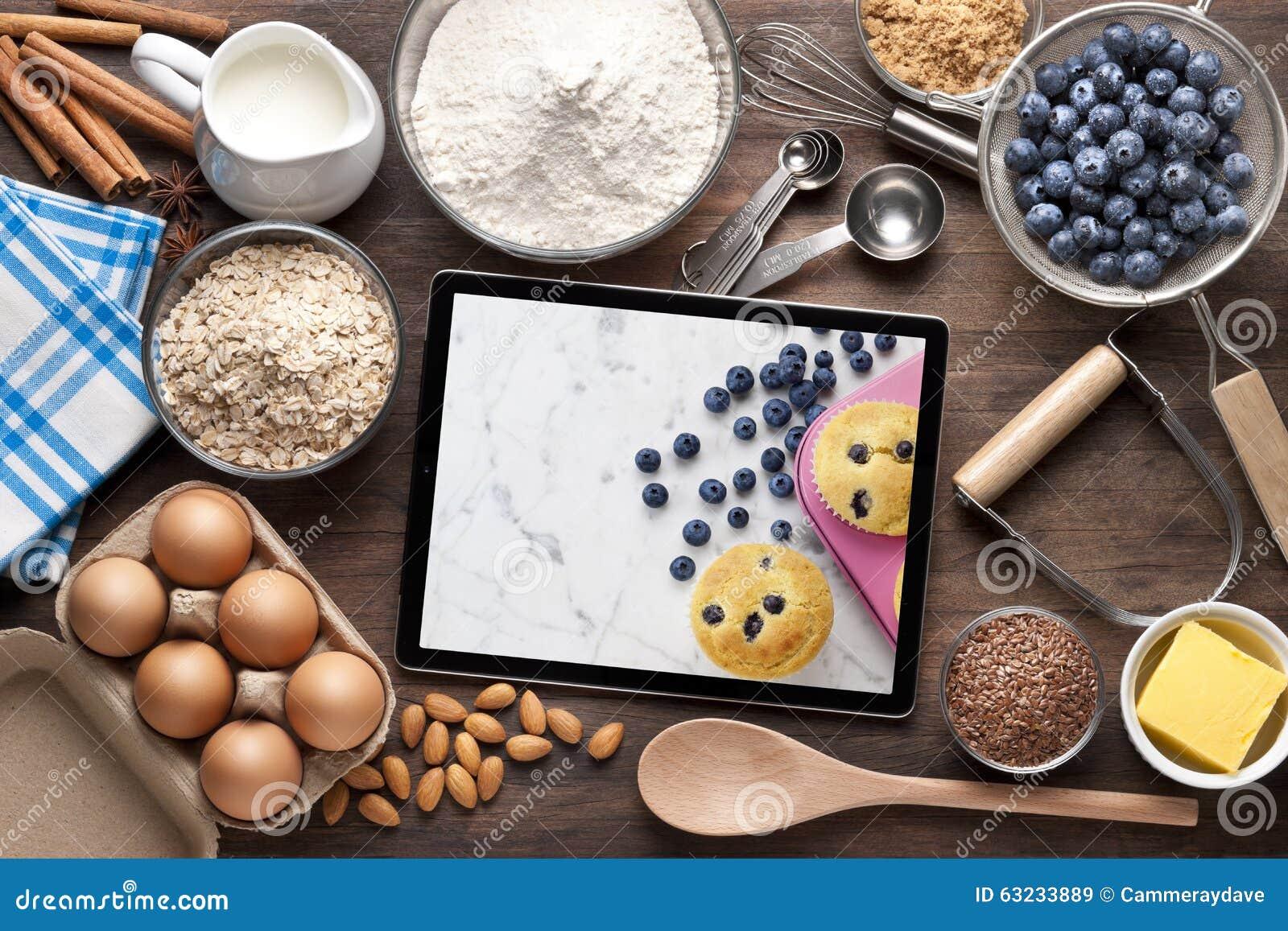 Μαγείρεμα ψησίματος ταμπλετών τροφίμων