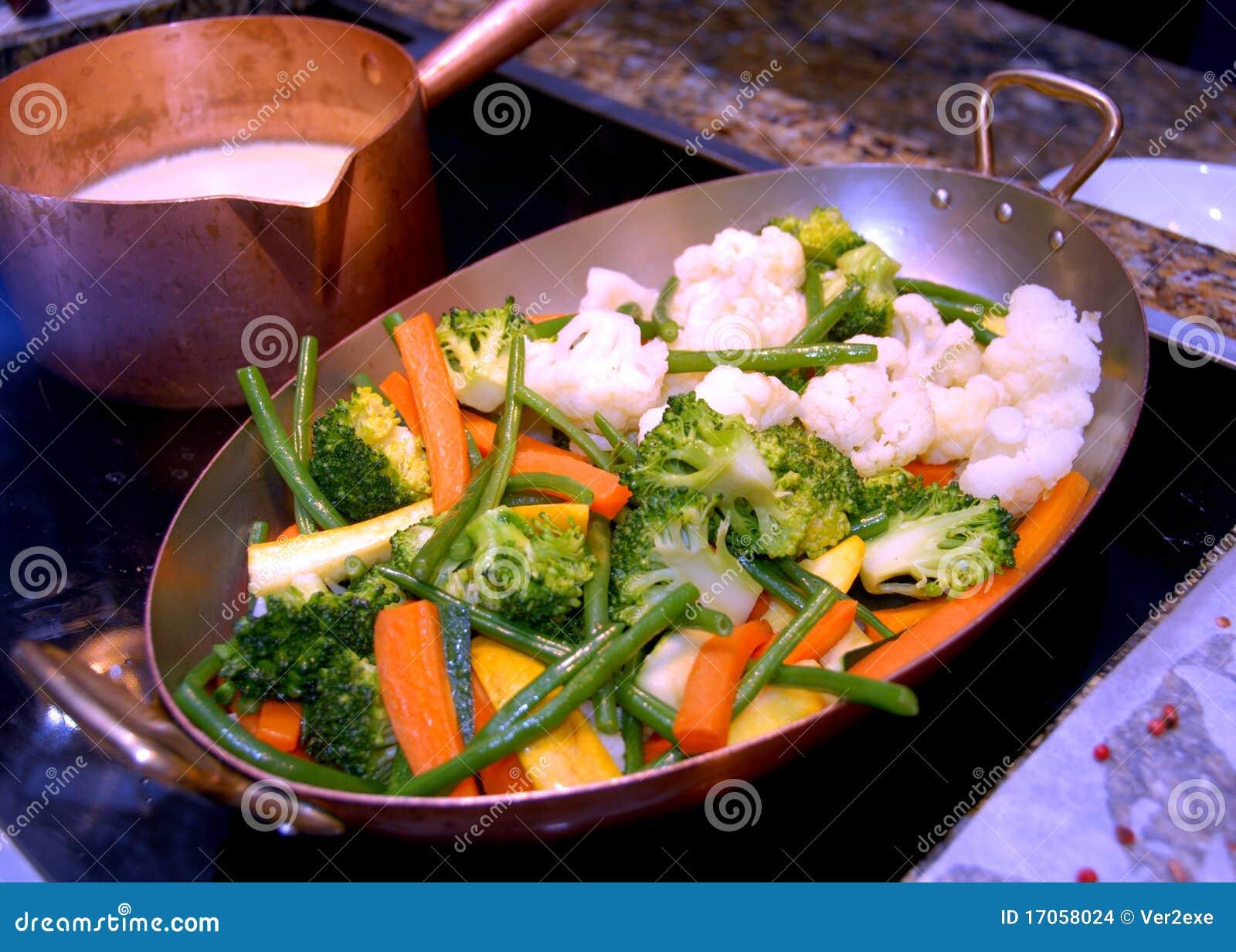 μαγειρευμένο λαχανικό