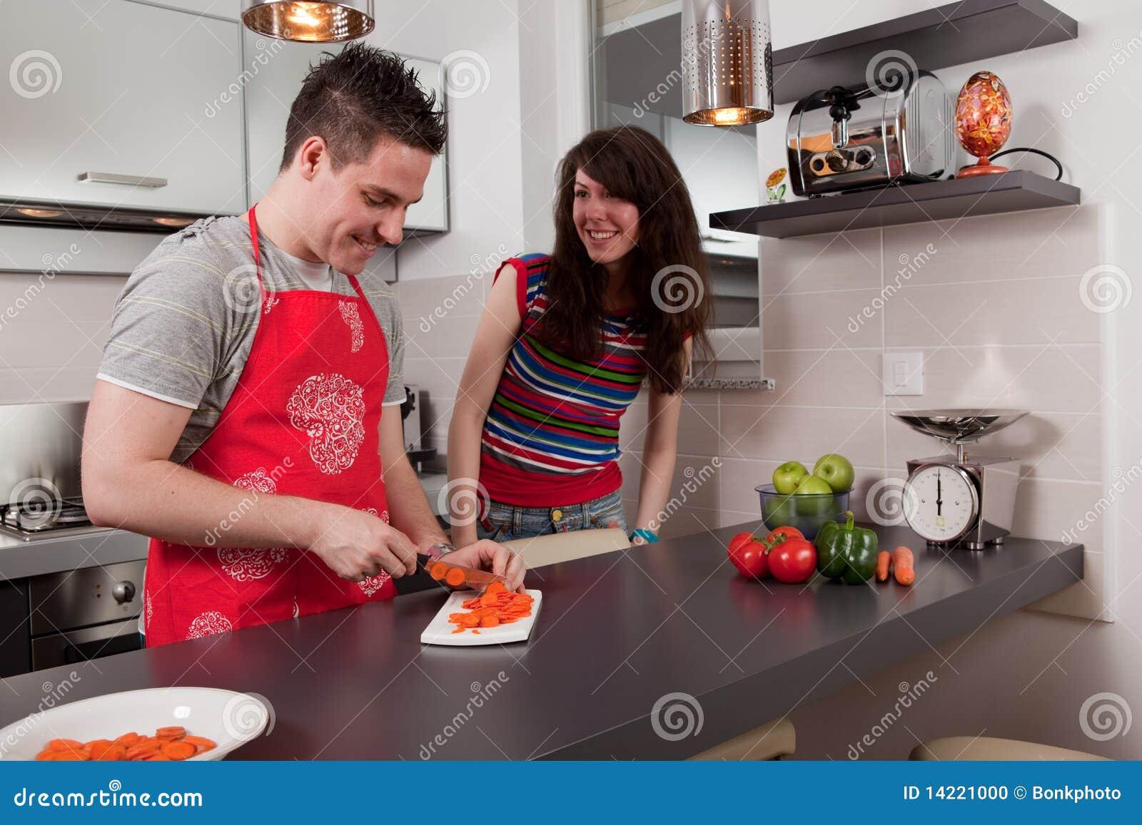 μαγειρεύοντας κουζίνα &zet