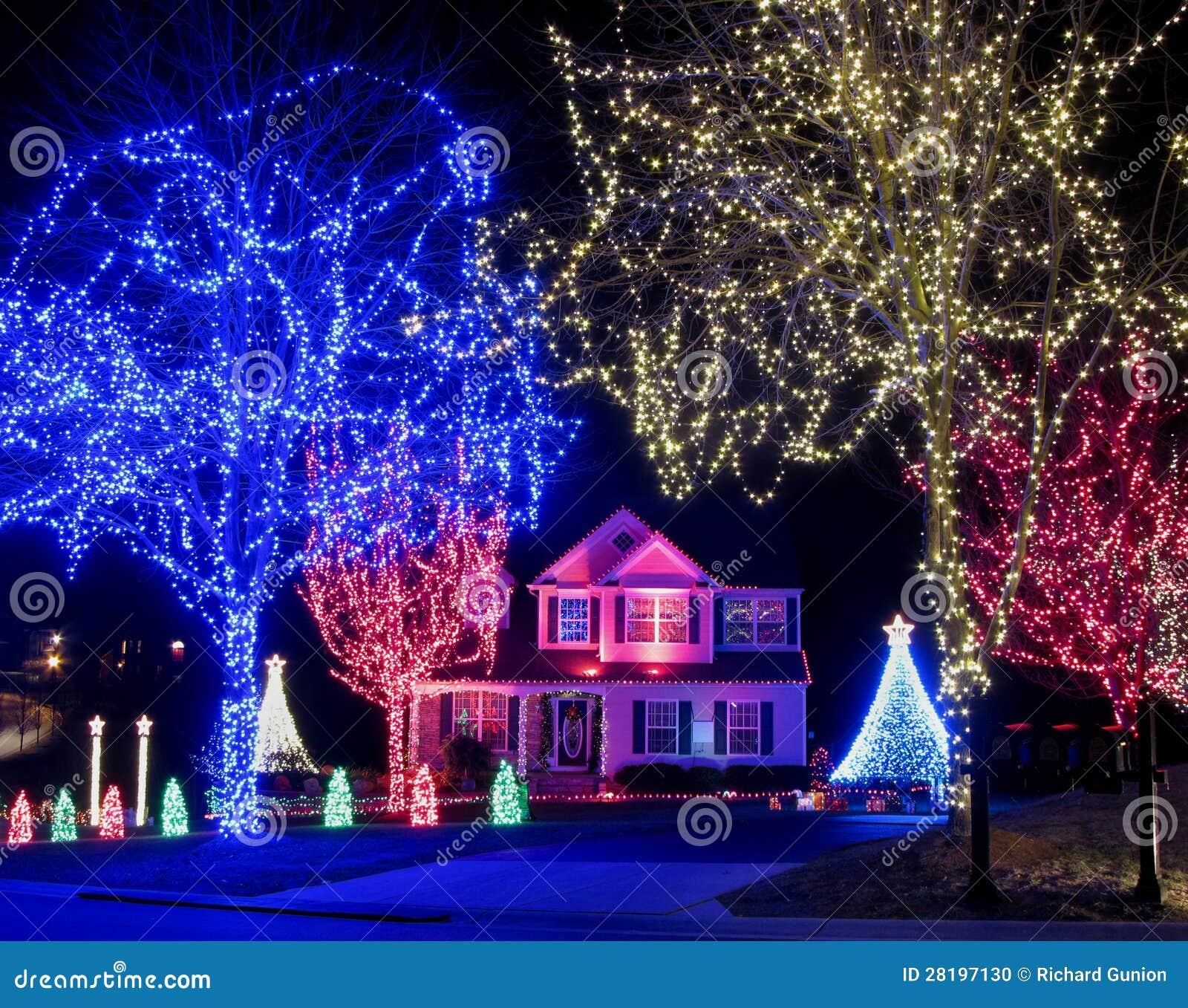 Μαγική  Οικία  Χριστουγέννων