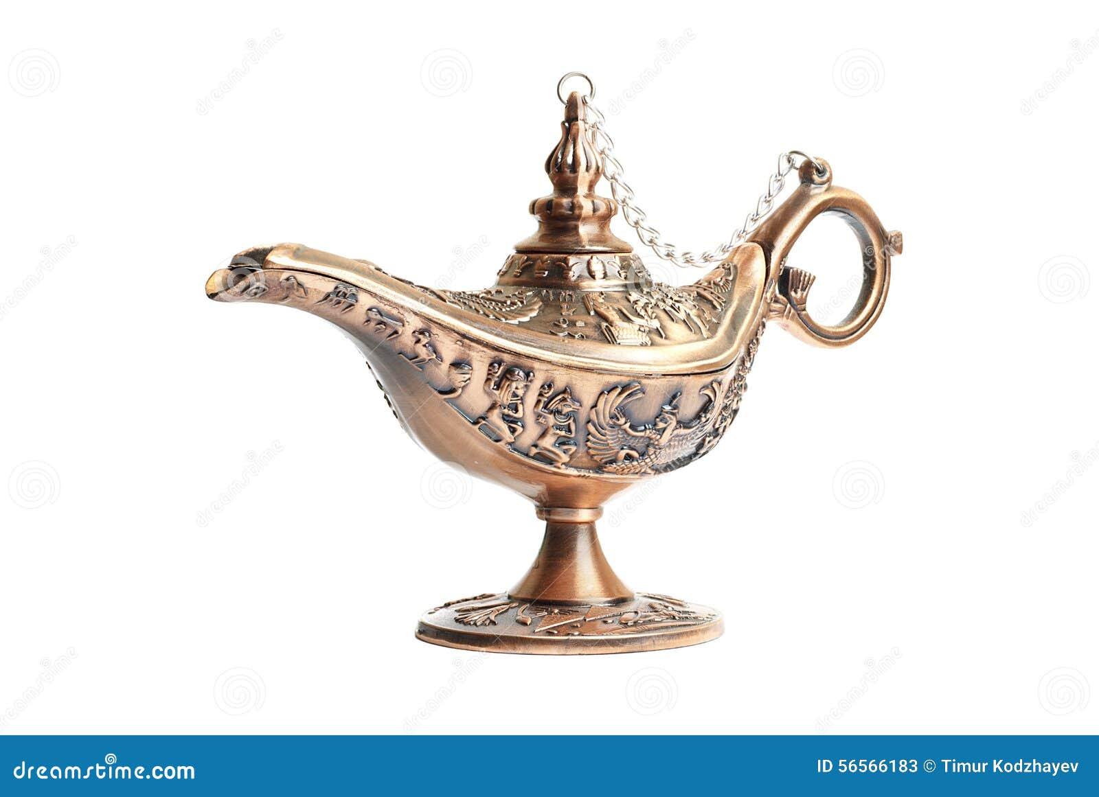 Download Μαγικός λαμπτήρας Aladdin στοκ εικόνα. εικόνα από φαντασία - 56566183