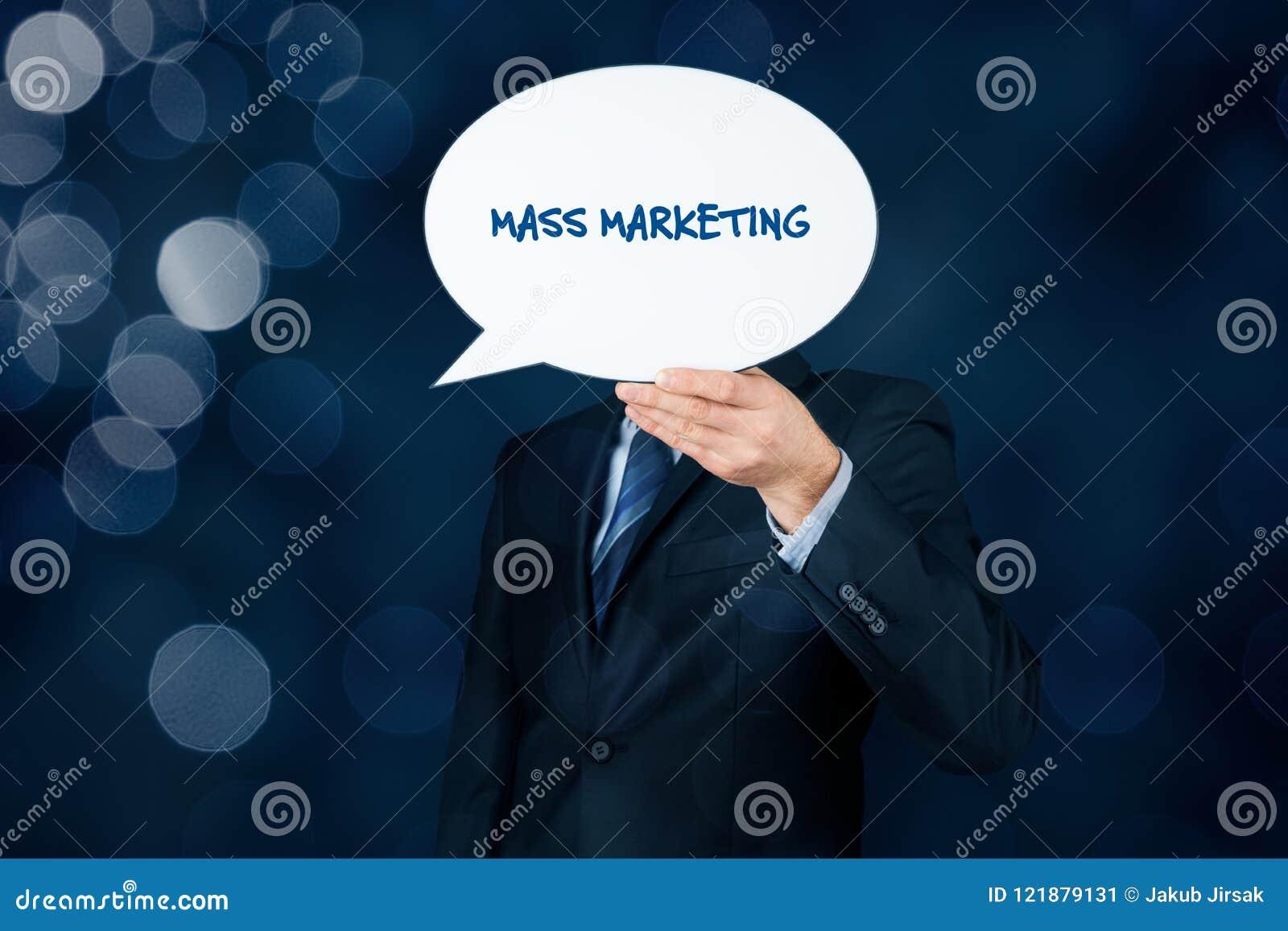 Μαζικό μάρκετινγκ