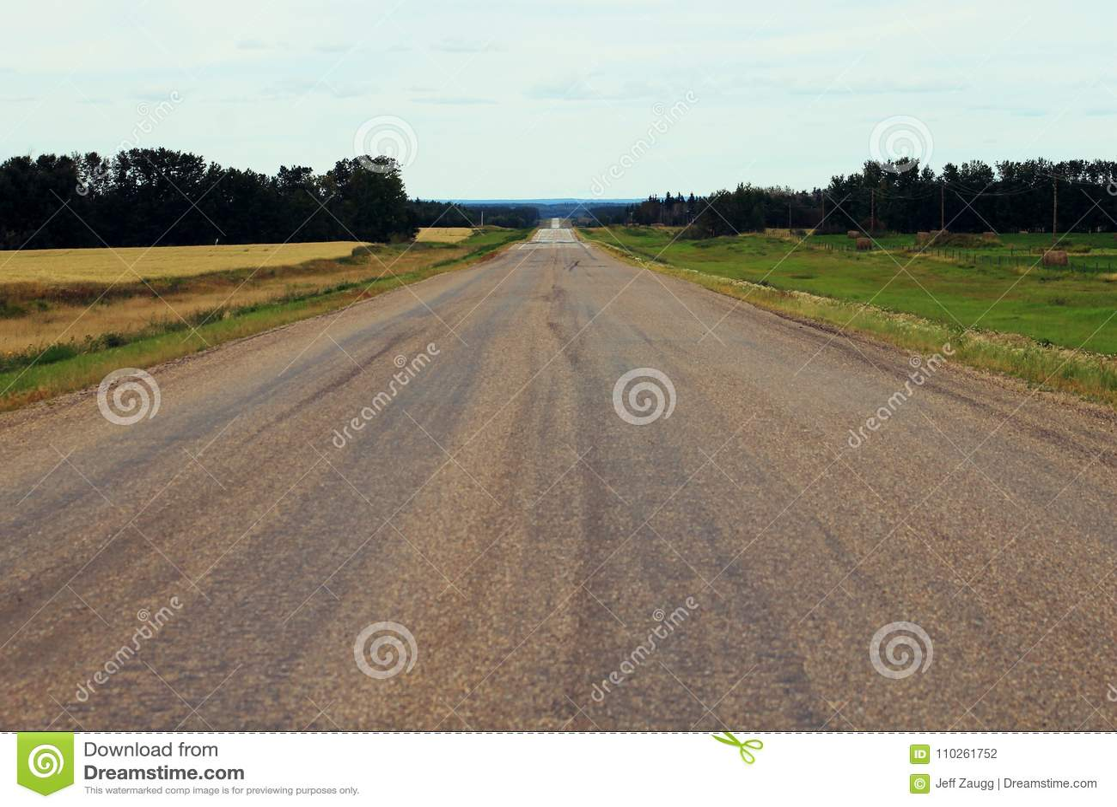 Μακριά εθνική οδός πουθενά