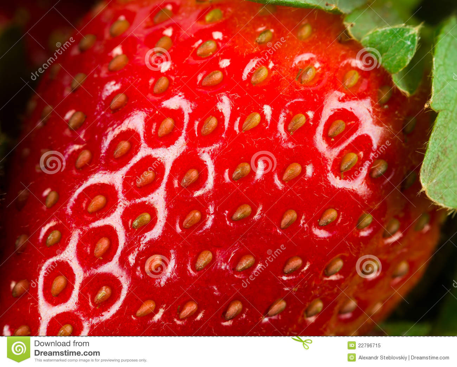 μακρο φράουλα