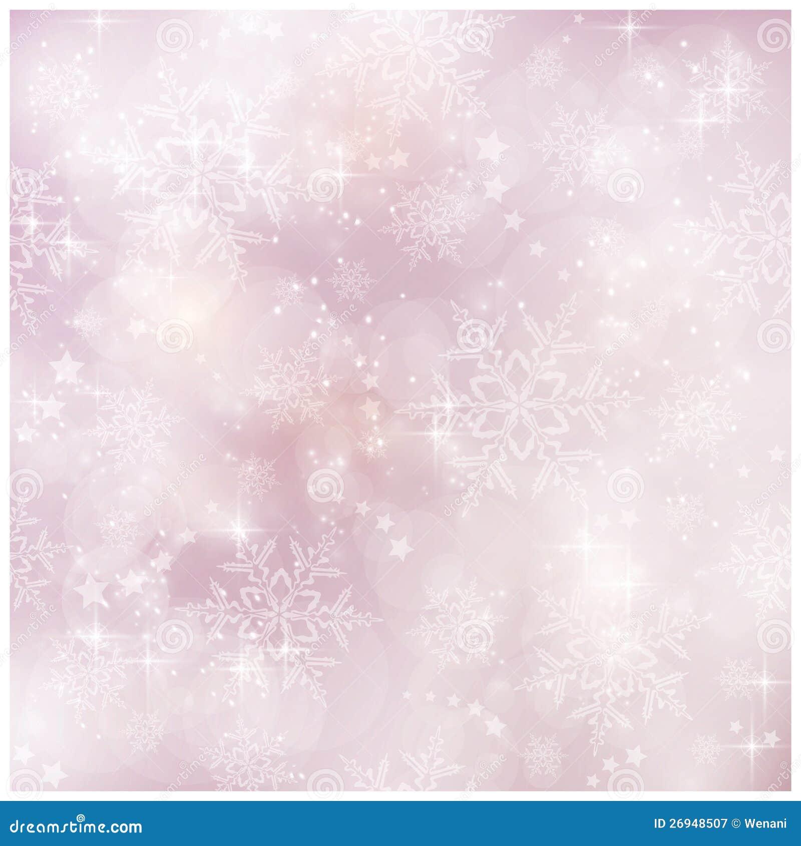 Μαλακός και μουτζουρωμένος χειμώνας, πρότυπο Χριστουγέννων
