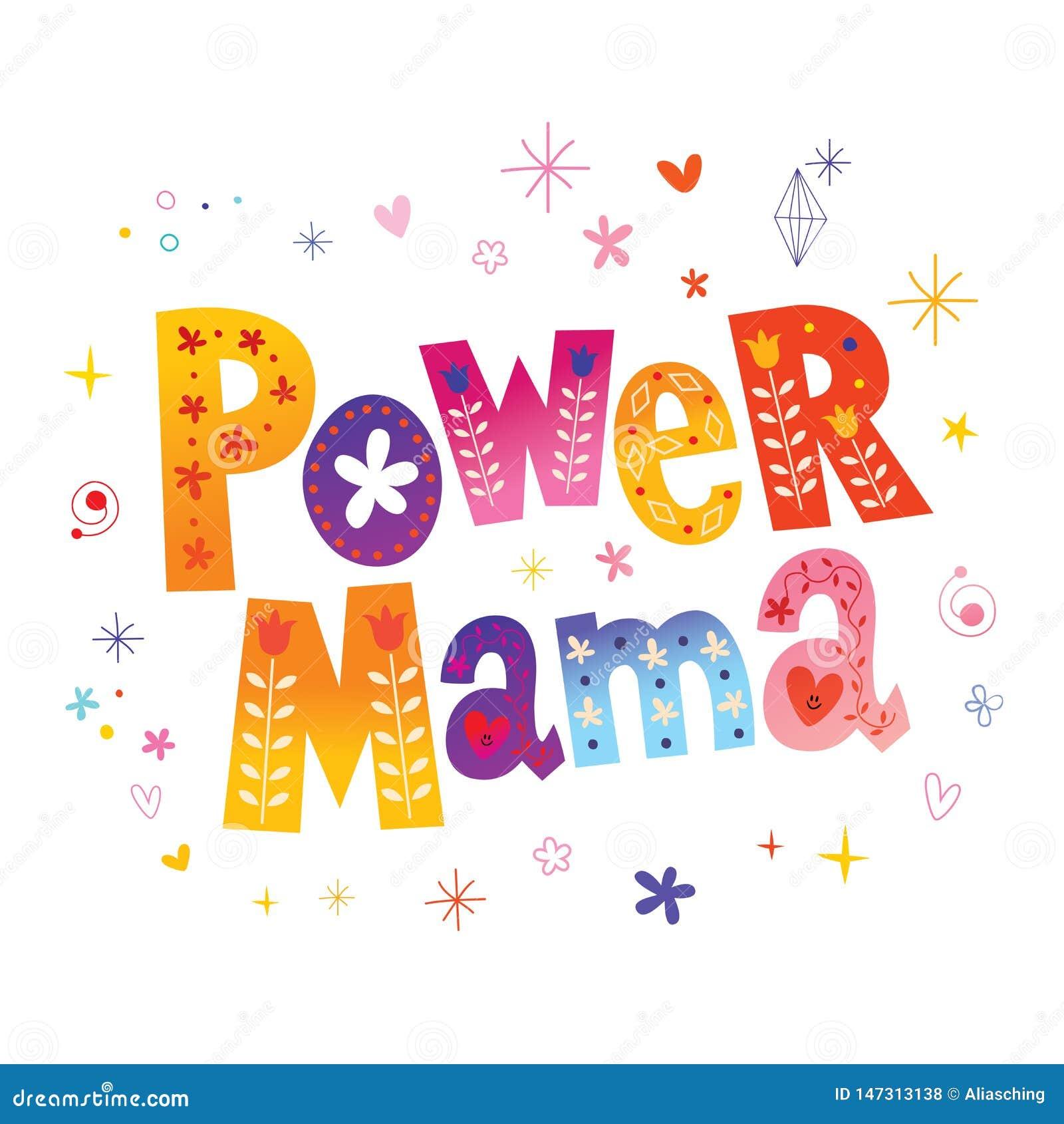 Μαμά δύναμης