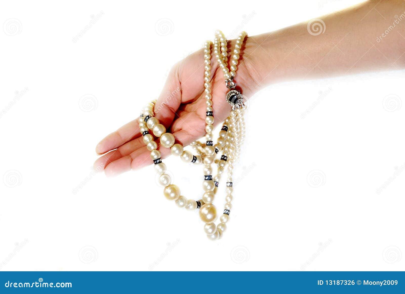 μαργαριτάρια χεριών