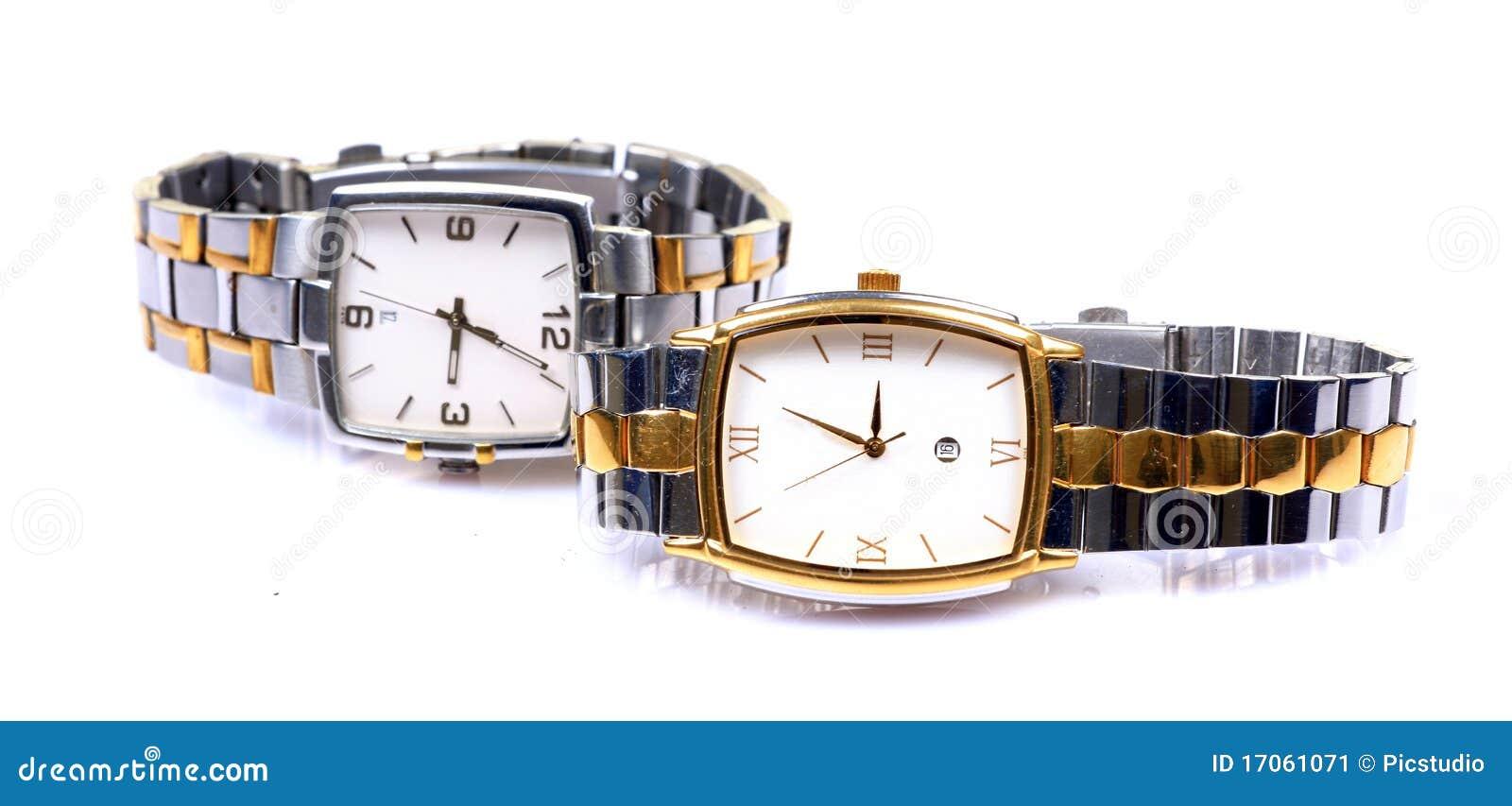 μαρκαρισμένο ρολόι του s