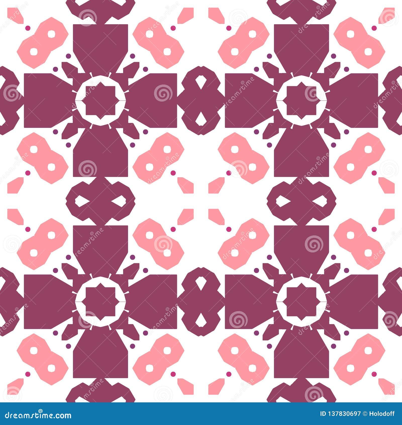 Μαροκινό κεραμίδι - άνευ ραφής διακόσμηση