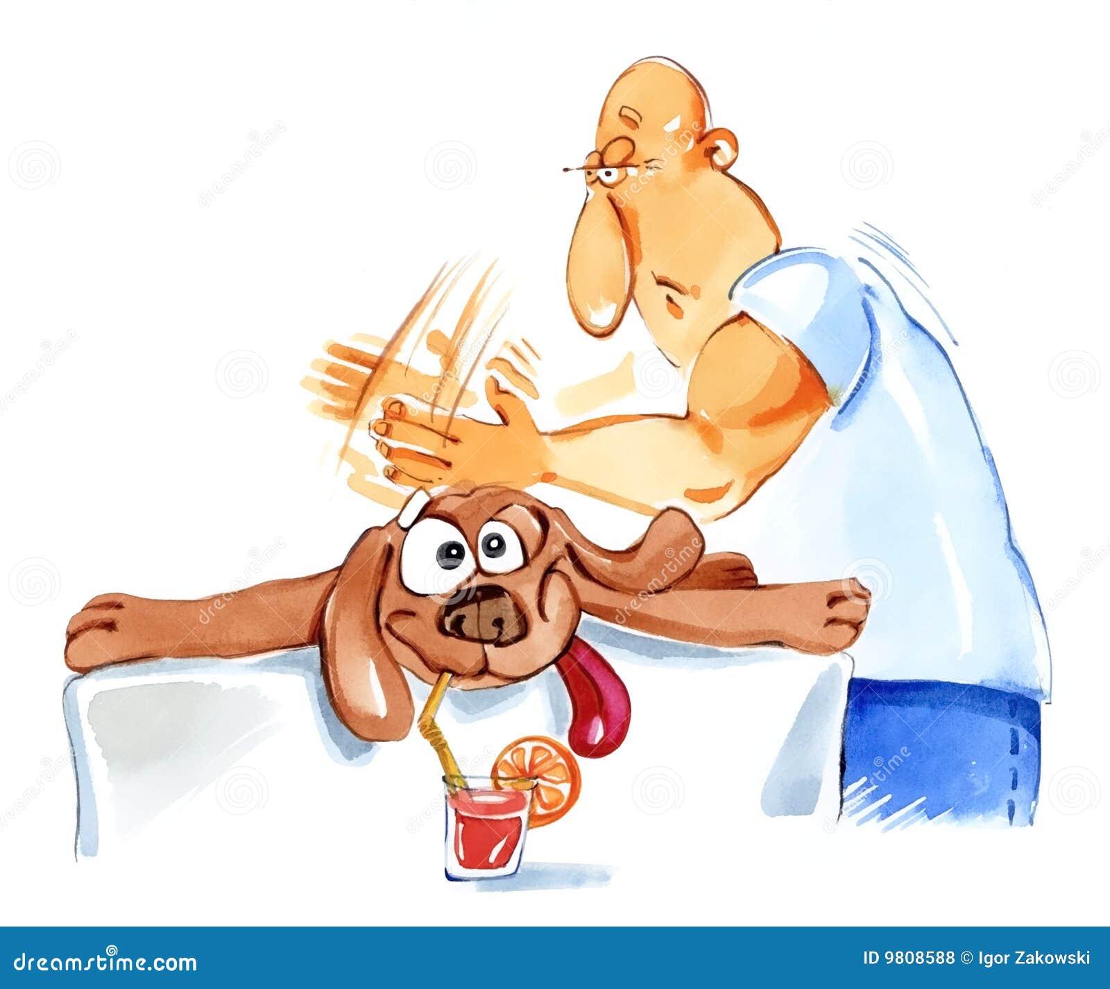 μασάζ σκυλιών