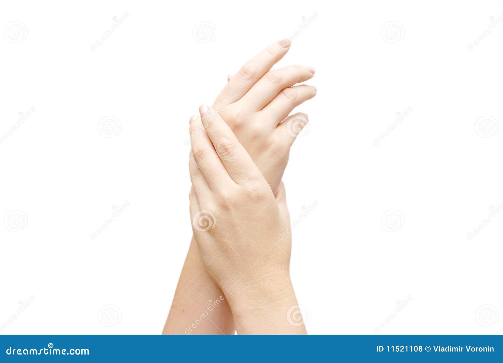 μασάζ χεριών κρέμας