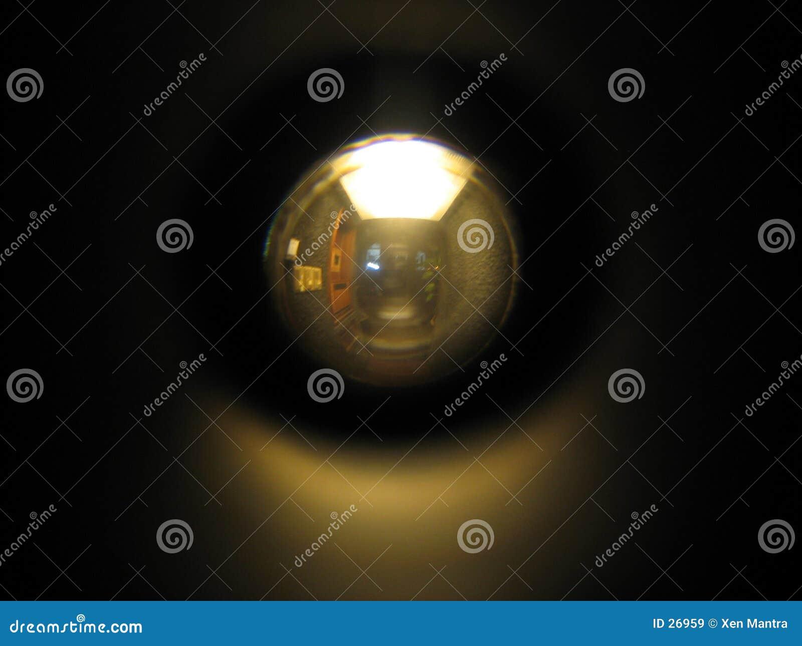 ματάκι πόρτας