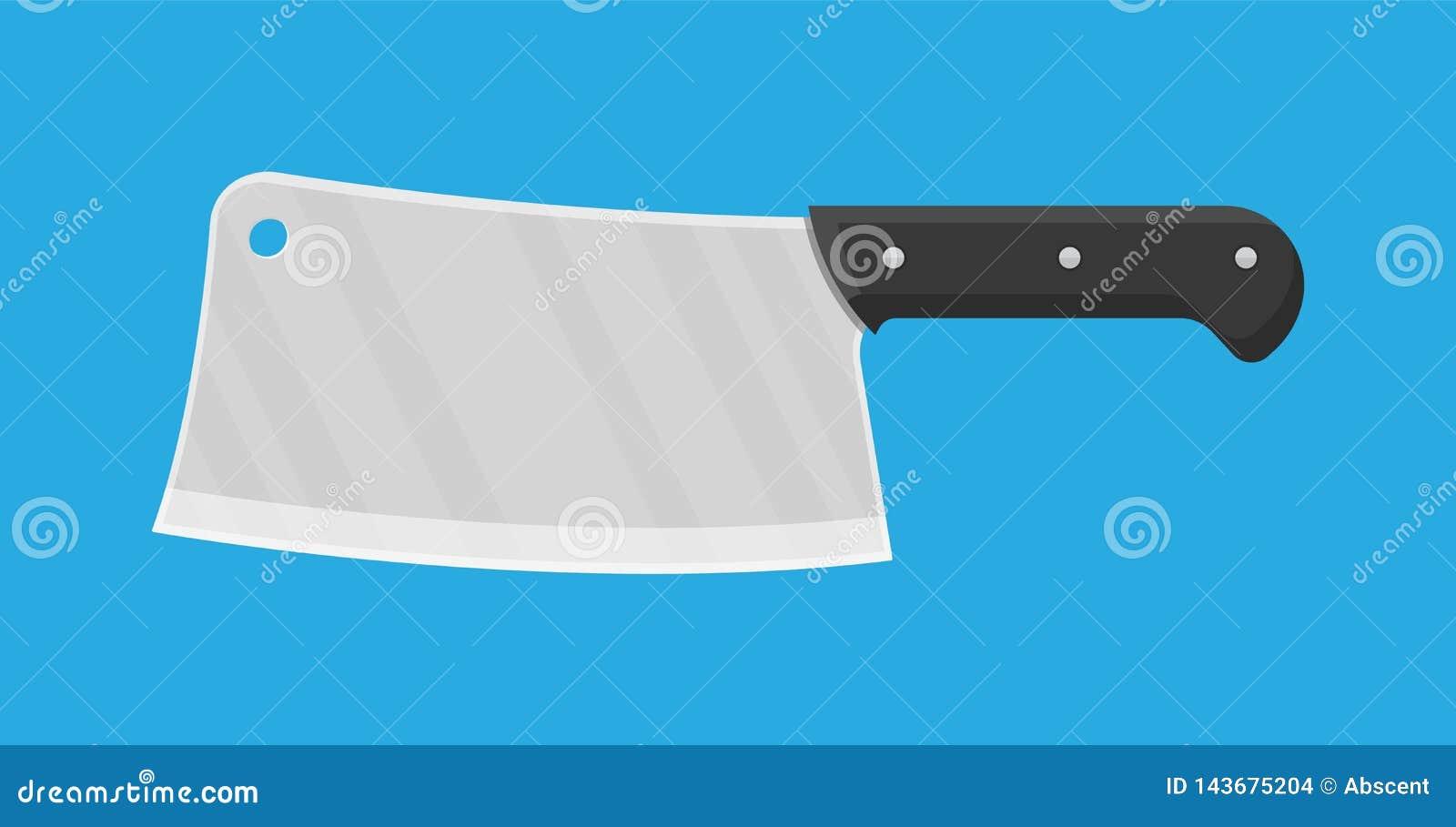 Μαχαίρι χασάπηδων Μαχαίρι μπαλτάδων κουζινών για το κρέας