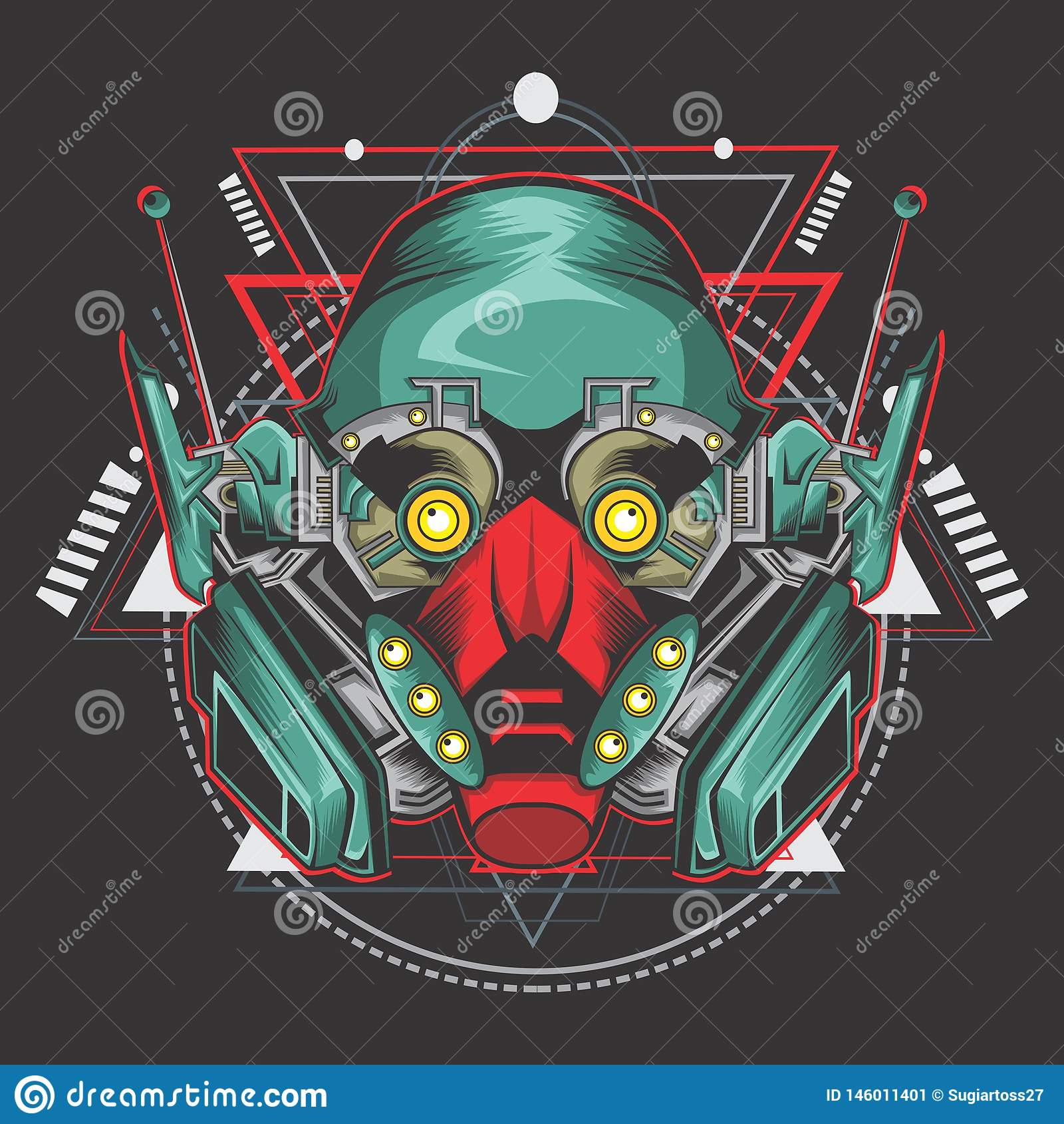 Μαχητής ρομπότ δολοφόνων
