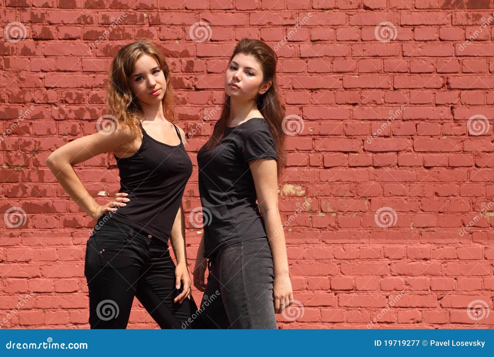 Μαύρα κορίτσια