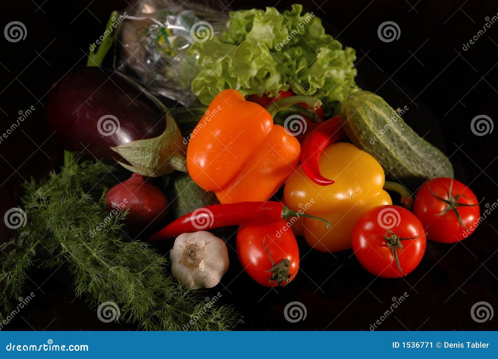μαύρα λαχανικά