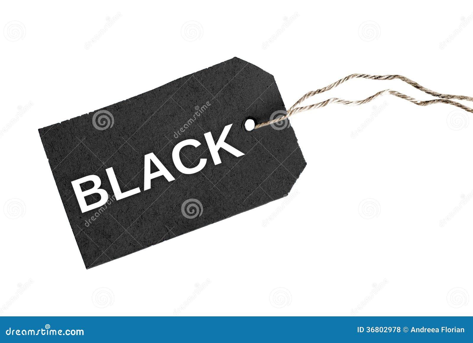 Μαύρη λέξη