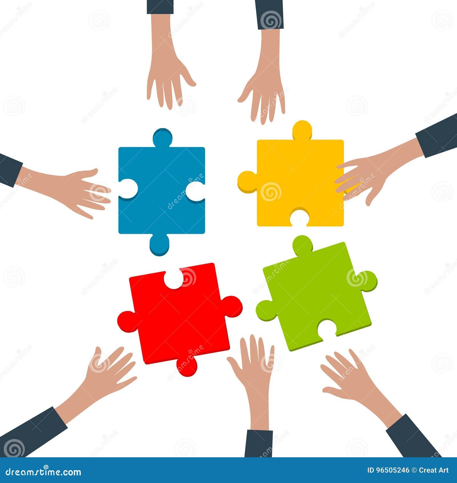 μαύρη ζωηρόχρωμη εργασία ομάδων κουκλών έννοιας ανασκόπησης