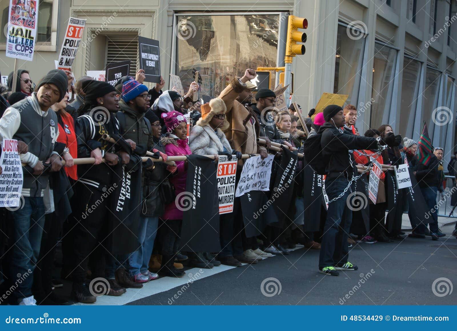 Μαύρη διαμαρτυρία θέματος ζωών