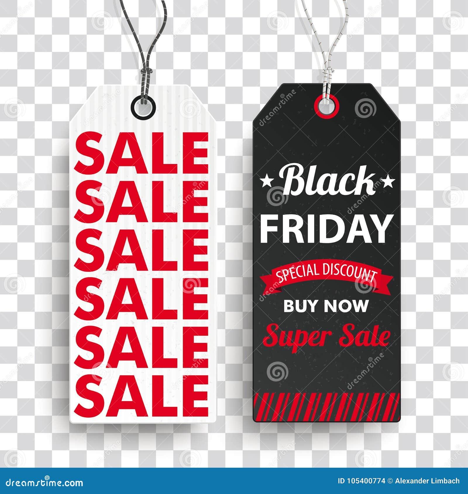 Download Μαύρη Παρασκευή έξοχο SaleTransparent δύο μακριά αυτοκόλλητων ετικεττών τιμών Διανυσματική απεικόνιση - εικονογραφία από κανένας, αγορά: 105400774