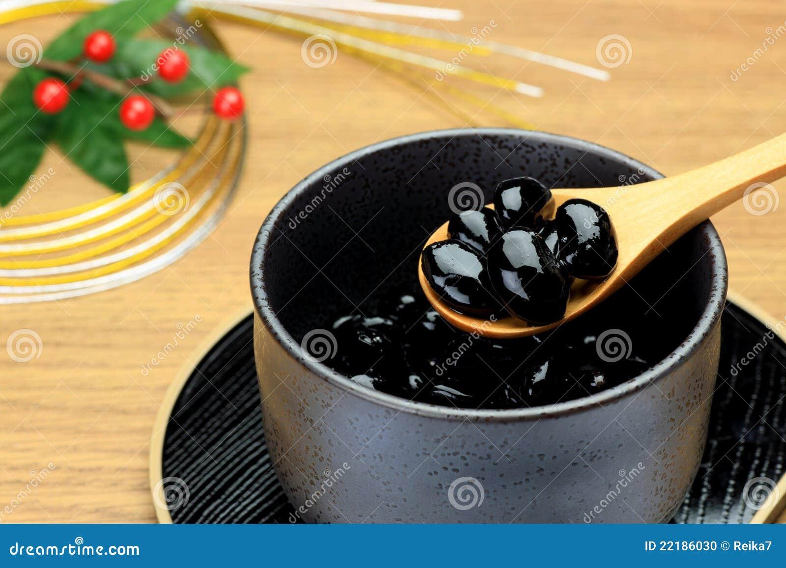 μαύρη σόγια