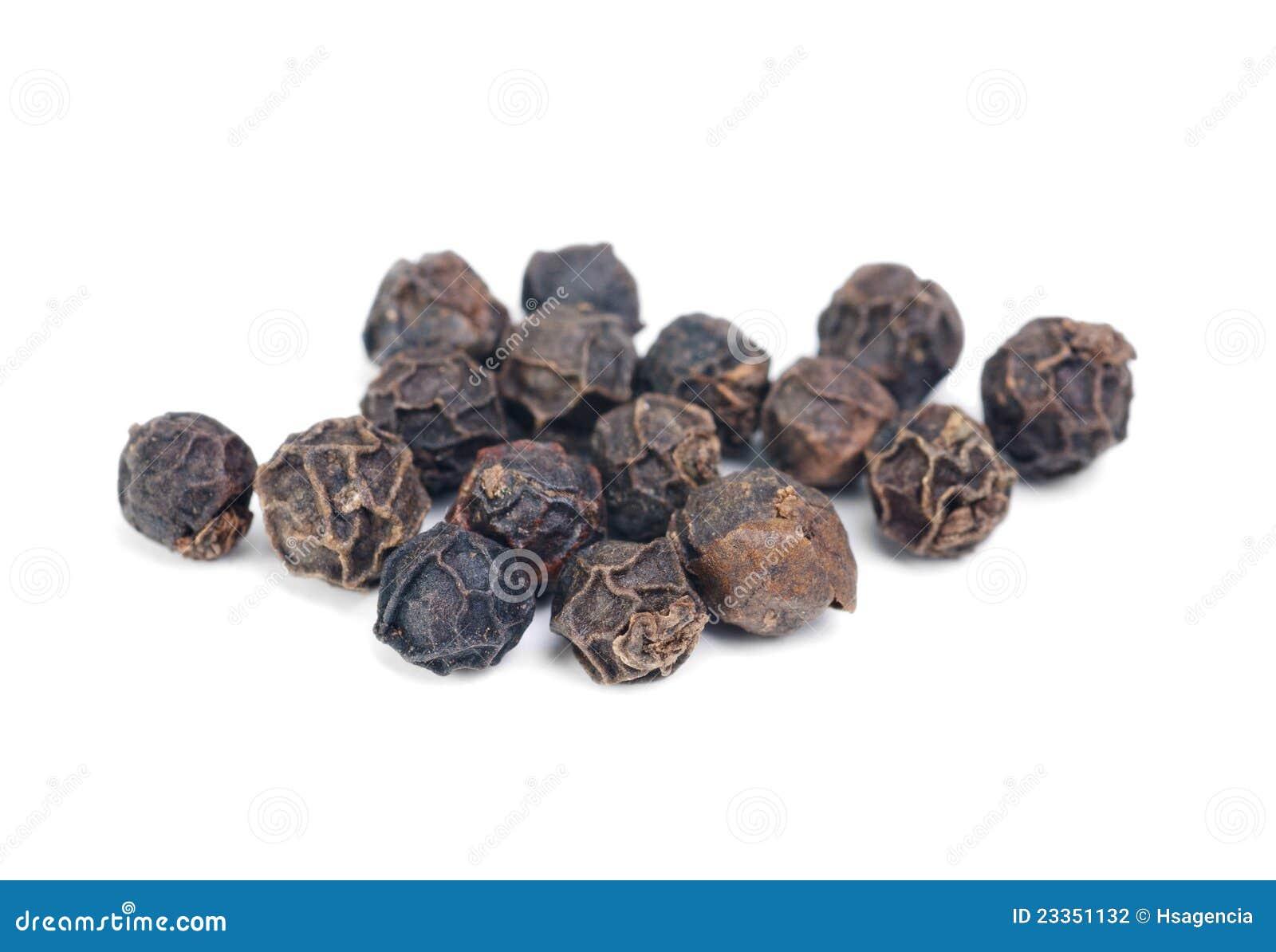 μαύρο μακρο λευκό πιπεριών ower